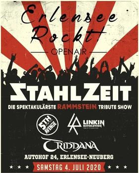 Bild: Erlensee Rockt Open Air Festival - Stahlzeit