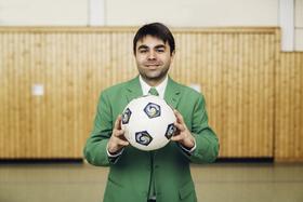 Bild: Legenden des Fußballs - mit Uli Borowka - Ben Redelings trifft Uli Borowka