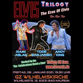 Bild: Elvis Trilogy - The Eras Of Elvis