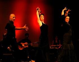 """Bild: Flamenconacht mit Compañía 4por4 """"De Medio Lado"""" - 21. Kultursommer Dominikanerkloster Prenzlau"""