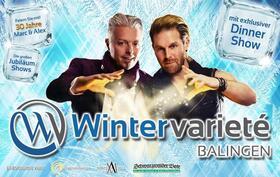 Bild: Wintervarieté: Marc & Alex präsentieren - Die große Varieté- Dinner-Show - präsentiert von Marc & Alex und dem Schwarzwälder Boten