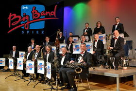 Bild: Jazz and Swing Classics - EvR-Big Band Spiez