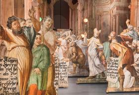 Bild: Barockes Passionstheater und das Osterfest - Sonderführung
