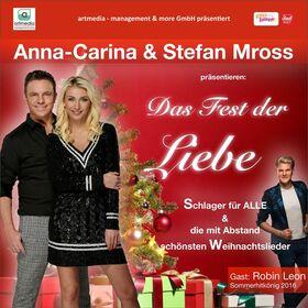 Bild: Anna-Carina Woitschack & Stefan Mross - hautnah ***