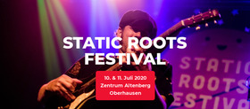 Bild: Static Roots Festival 2020 - Gabi Garbutt, William The Conqueror, Pete Gow & The Siren Strings, Native Harrow, Vandoliers, Curse of Lono, and many more...