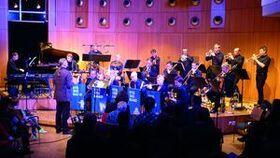 Bild: Das Doppel-Juhu!biläum 30 Jahre STB Big Band und 60 Jahre SMTT