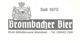 """Bierprobe mit europäischen Klosterbieren zum Jubiläum """"350 Jahre Brauerei Bronnbach"""""""