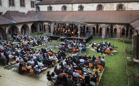 Bild: 50. Bronnbacher Kreuzgangserenade Konzert mit