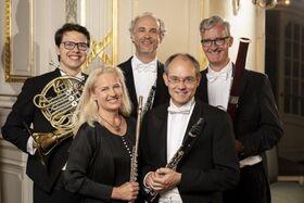 Bild: Symphonisches Bläserquintett Hamburg - Bilder einer Ausstellung
