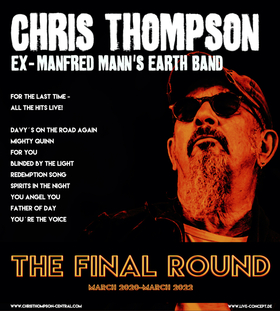 Bild: Chris Thompson - Ex-Manfred Mann´s Earth Band