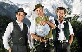 Bild: Knedl & Kraut - Bayerische Weltreise