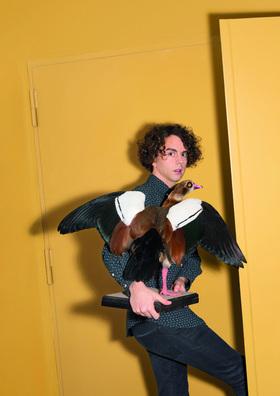 Songs und Chansons im Schlösschen - Konzert mit Lucy van Kuhl und Matthias Ningel
