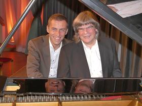 Bild: Axel Zwingenberger & Martin Schmitt - Boogie, Blues und Kabarett