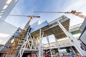 Bild: Vortrag Zukunftsbild Werk Sindelfingen mit Baustellenrundfahrt