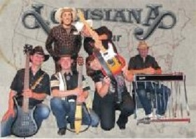 Country Night - Louisiana on tour