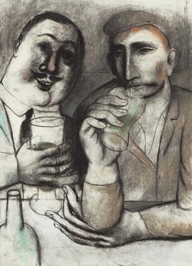 Bild: Ton & Kirschen Wandertheater - Die Legende vom heiligen Trinker von Joseph Roth