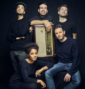 UNDUZO A-cappella-Quintett - Schweigen Silber - Reden Gold