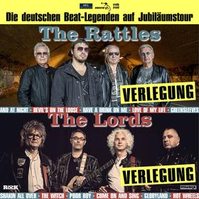 Bild: THE RATTLES + THE LORDS - Die deutschen Beat Legenden auf Jubiläumstour 2020