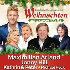 Bild: Weihnachten mit unseren Stars präsentiert von Maximilian Arland & Stargästen