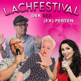 Bild: LACHFESTIVAL DER SEX(EX)PERTEN - u.a. mit dem RTL Comedy Grand Prix Gewinner