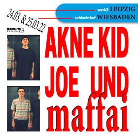 AKNE KID JOE - 99% Punk Tour