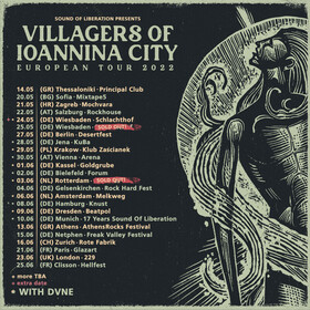 VILLAGERS OF IOANNINA CITY - AGE OF AQUARIUS TOUR