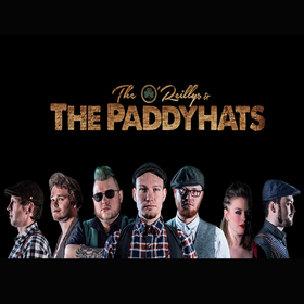 Bild: The O´Reillys & The Paddyhats - Dogs on the Leash - Live Tour 2020