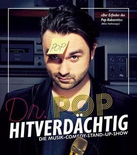 Bild: Dr. Pop - Die Musik Comedy Stand-up-Show