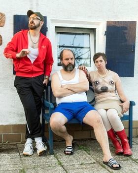 Bild: Egersdörfer-Schulz-Müller - Carmen oder die Traurigkeit der letzten Jahre