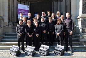 Bild: Das AkkordeonKonzert 2020 - AkkordeonOrchester Braunschweig U. Menkenhagen e.V.