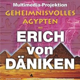 Bild: Erich von Däniken - Geheimnisvolles Ägypten