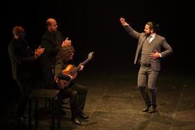 """Bild: Antonio Molina """"El Choro"""" - """"Mi Baile"""" Dt. Erstaufführung"""