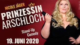 """Bild: Nicole Jäger """"Prinzessin Arschloch"""""""