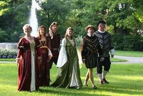 Bild: Großes Musikfest im Schloss