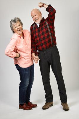 Bild: Margie Kinsky & Bill Mockridge - Hurra wir lieben uns noch