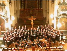 "Bild: ""Johannes-Passion"" von Johann Sebastian Bach - Passionskonzert"
