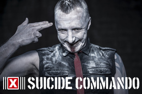 Bild: Suicide Commando - Live 2021 - Special Guest: Painbastard