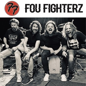 Bild: Fou Fighterz - A Tribute to Foo Fighters