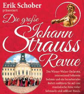 Bild: Die große JOHANN STRAUSS REVUE - Das Neujahrskonzert