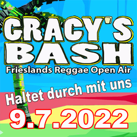 Bild: Gracy´s Bash 2021 - Frieslands Reggae Festival