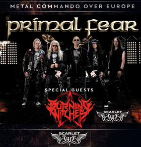 Bild: Metal Commando over Europe