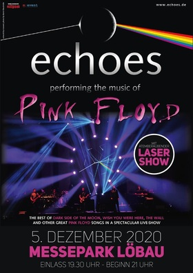 Bild: Echoes - performing the music of Pink Floyd - mit fantastischer Laser-Show