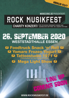 Bild: Rock Musikfest 2021 - Charity Musik-Event
