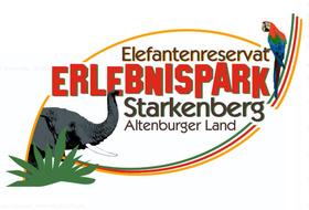 Bild: Erlebnispark Starkenberg - Elefantenreservat