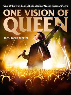 Bild: One Vision of Queen - feat. Marc Martel