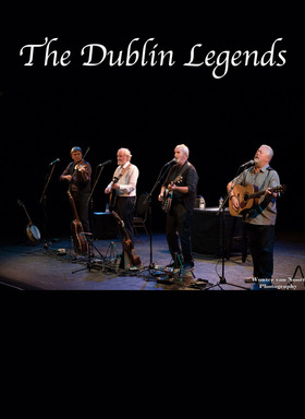 Bild: THE DUBLIN LEGENDS (The Dubliners) - Live 2021