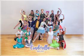 Cinderella - Ballettgala der Musik & Ballettschule Wolfenbüttel