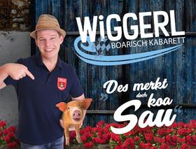 Bild: Wiggerl - Des merkt doch koa Sau