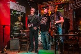 Fingerstyle Bob & The Blues Society - Blue Wave Festival in Binz