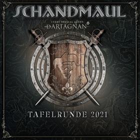 "Schandmaul ""Tafelrunde 2021"" - very special guest: dArtagnan"